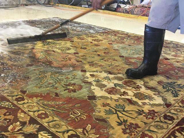 Oriental Rug Cleaning Jupiter - Modern