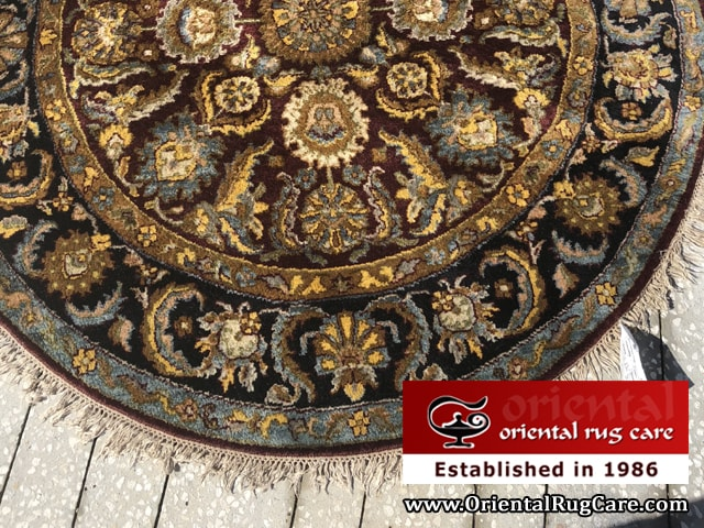 How to Clean Area Rugs - Persian Rug